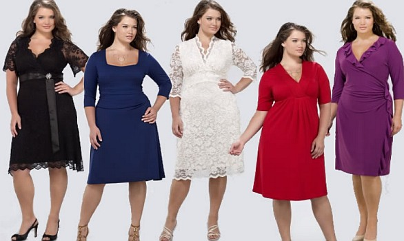 aaaa5829abf325b Мода для полных женщин. Модные платья, туники, юбки, брюки для ...