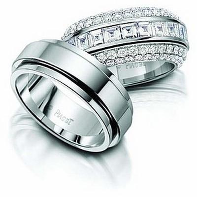 Обручальные кольца серебряные цены