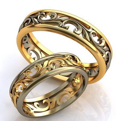 Обручальные кольца караганда