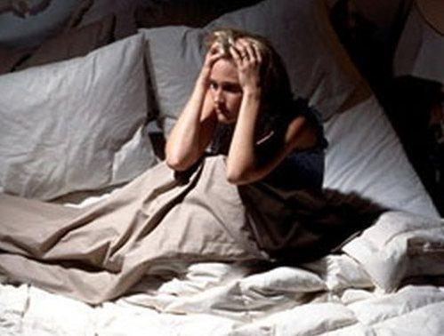 Что делать если бессонница из за нервов