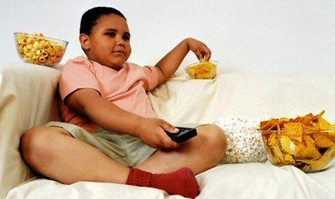 Лишний вес у ребенка может вызвать образование тромбов