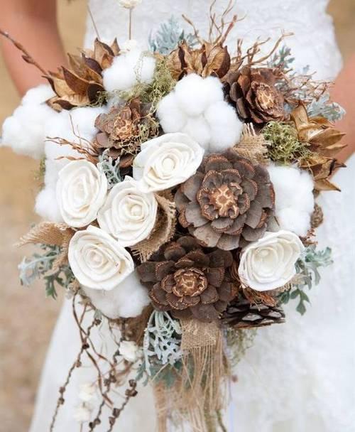 Букет невесты своими руками мастер класс из живых цветов
