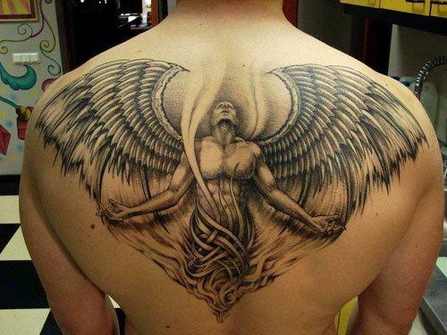 Сколько стоит татуировка на всю спину