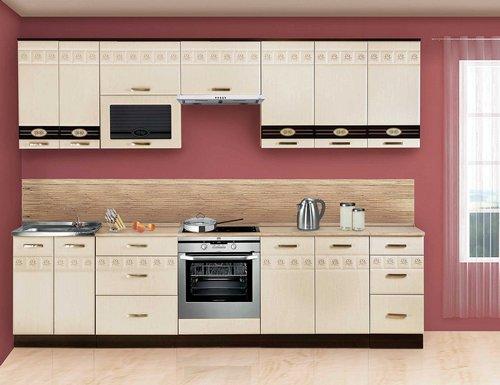 новинки кухонных гарнитуров фото