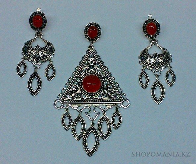 казахские украшения казахские национальные ювелирные изделия