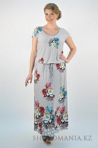 9e0f7c08b19afce Летние платья для полных женщин, Вечерние платья большие размеры в ...