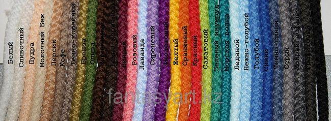 Шнур для вязания ковров промтекс 55