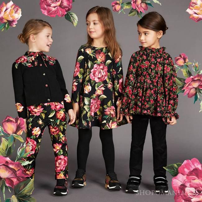 ee353f7706c Детская мода осень - зима 2017-2018 для мальчиков и девочек ...